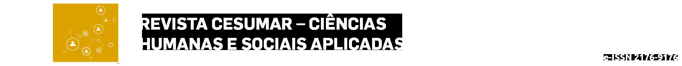 Revista Ciências Humanas e Sociais Aplicadas