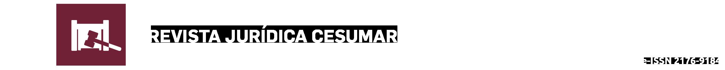 Revista Jurídica Cesumar